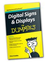 Digital Signs and Displays for Dummies