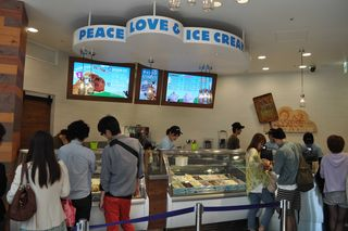 Scala Software Powers Digital Menu Boards at Ben & Jerry's Japan